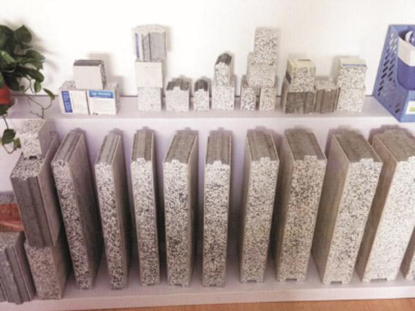 硅酸钙板复合实心隔墙板