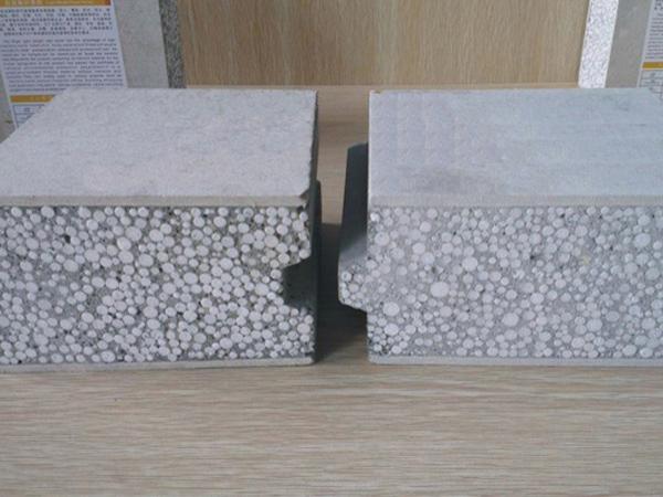 装配式轻质隔墙板
